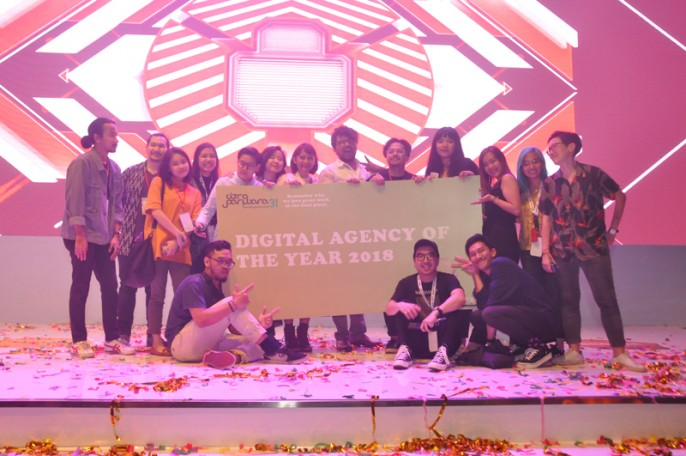 Digital Agency Of The Year